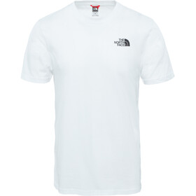 The North Face Simple Dome SS T-shirt Herrer, hvid